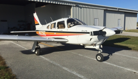 1978 PIPER PA-28R-201 ARROW N6256C