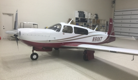 2008 MOONEY ACCLAIM  N906T