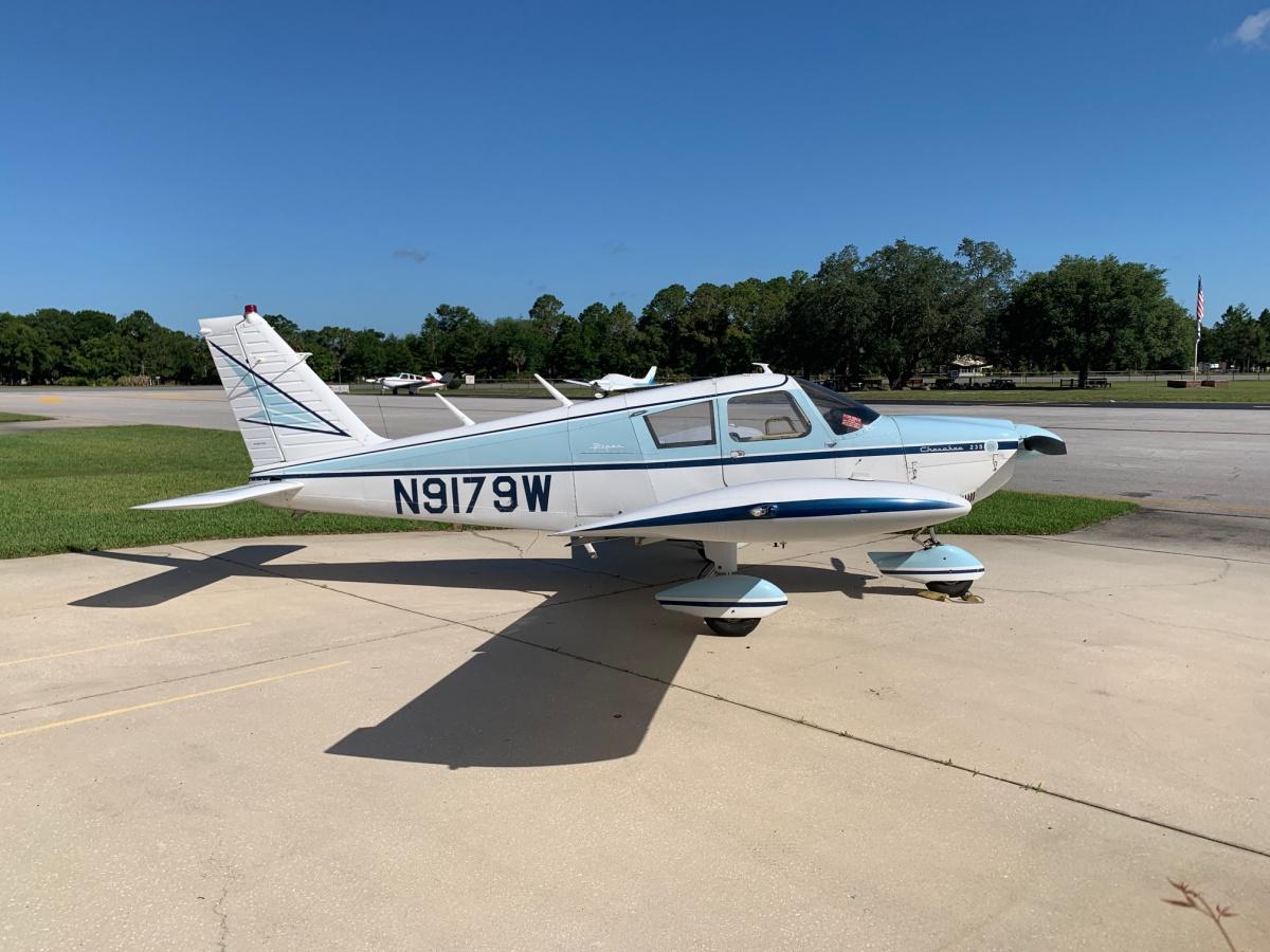 1967 Piper PA 28-235 N9179W