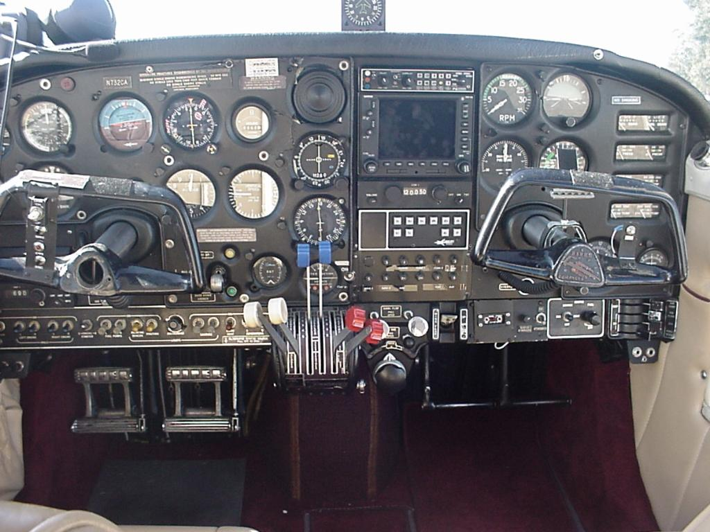 1966 PIPER PA-30 CR N732CA
