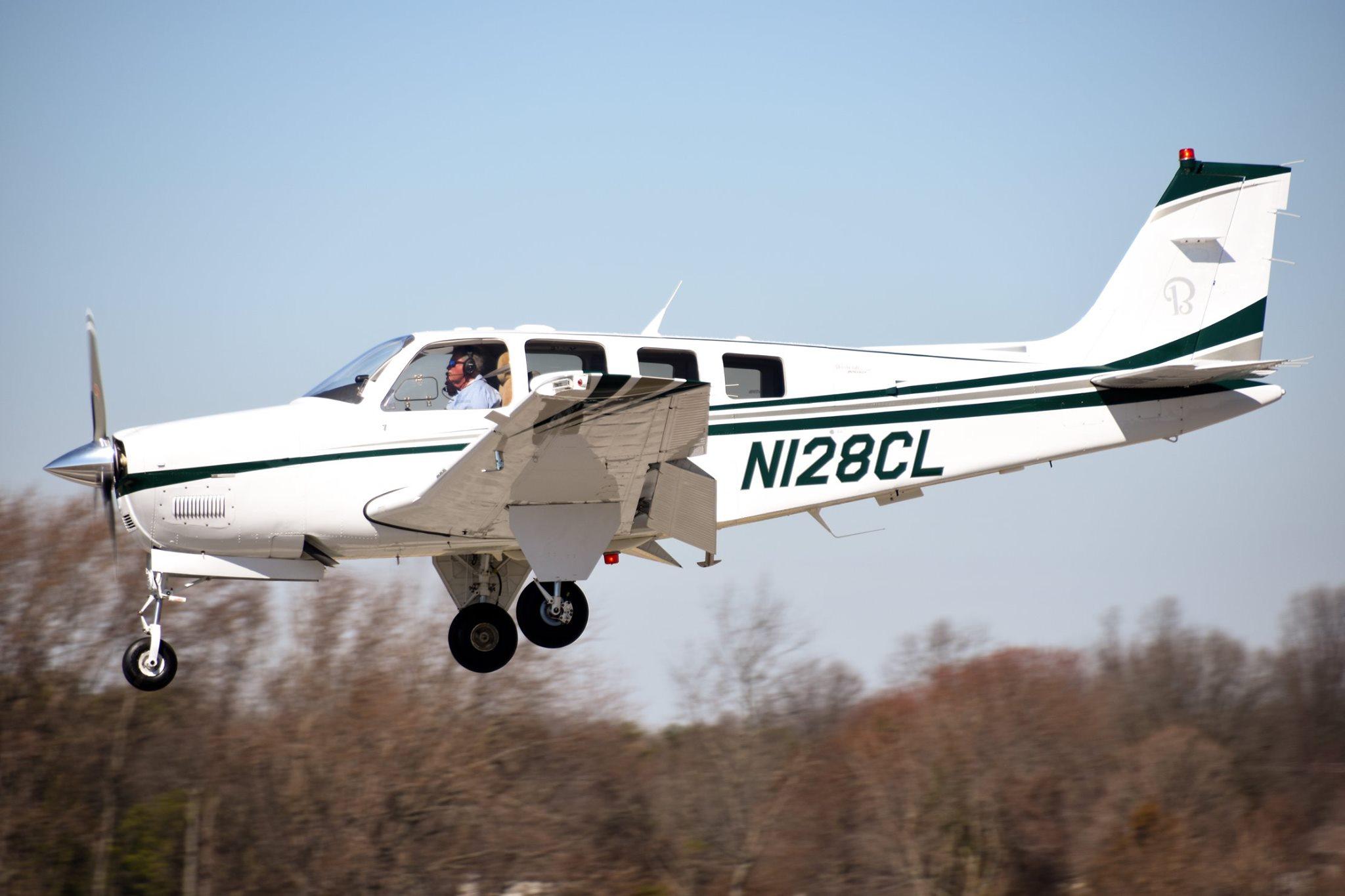 2006  Bonanza G36 N128CL